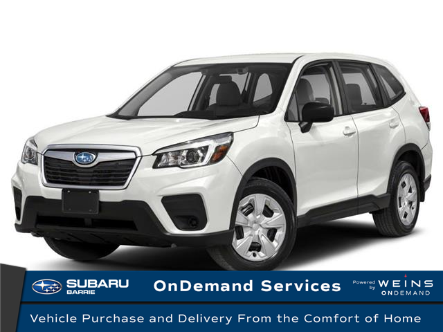 2021 Subaru Forester Touring (Stk: 21SB102) in Innisfil - Image 1 of 9
