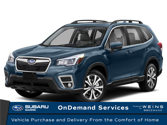 2021 Subaru Forester Limited (Stk: 21SB105) in Innisfil - Image 1 of 9