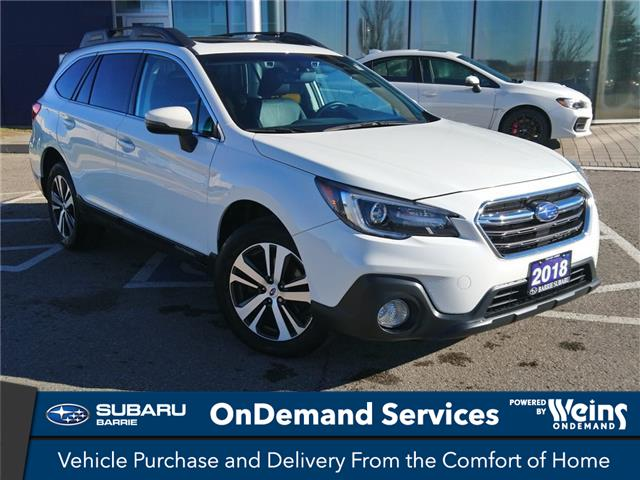 2018 Subaru Outback 3.6R Limited (Stk: SUB1715) in Innisfil - Image 1 of 13
