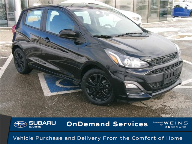 2019 Chevrolet Spark 1LT Manual (Stk: SUB1705A) in Innisfil - Image 1 of 15