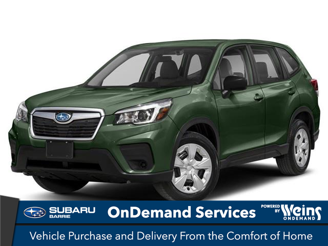 2021 Subaru Forester Touring (Stk: 21SB137) in Innisfil - Image 1 of 9