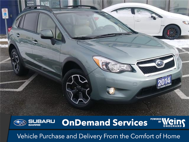 2014 Subaru XV Crosstrek Limited Package (Stk: SUB1718) in Innisfil - Image 1 of 21