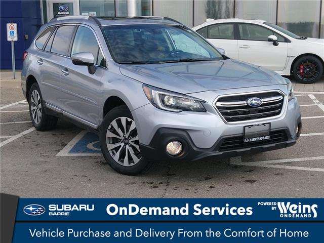 2018 Subaru Outback 2.5i Premier EyeSight Package (Stk: 21SB096A) in Innisfil - Image 1 of 17