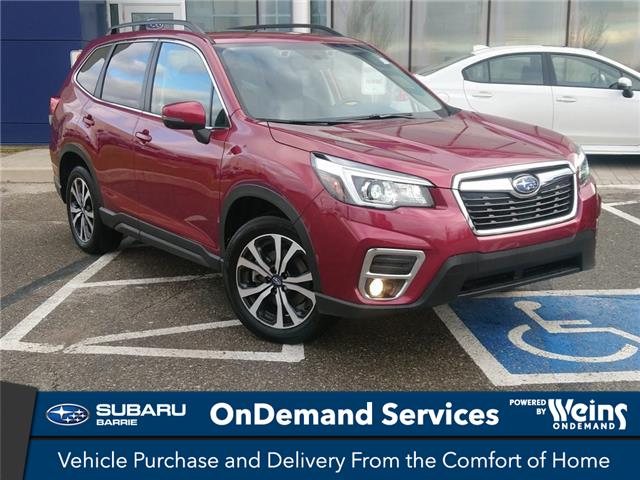 2020 Subaru Forester Limited (Stk: SUB1731R) in Innisfil - Image 1 of 20