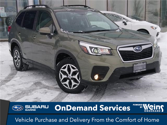 2020 Subaru Forester Convenience (Stk: SUB1735R) in Innisfil - Image 1 of 22