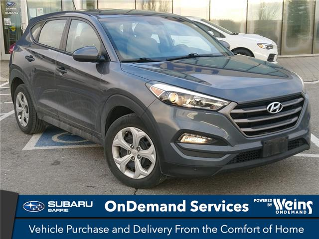 2016 Hyundai Tucson Base (Stk: 21SB095B) in Innisfil - Image 1 of 12