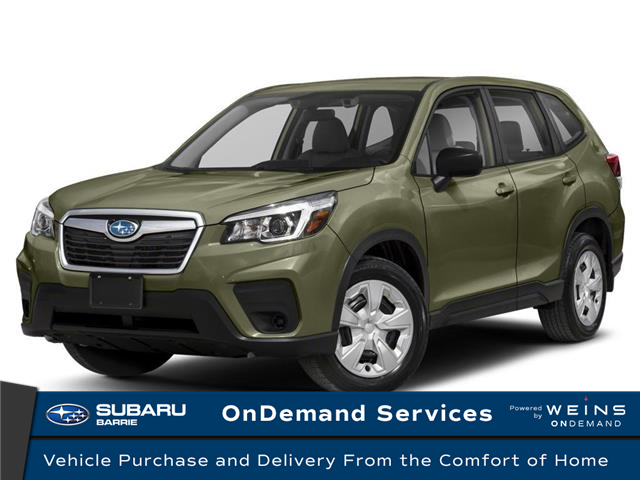 2021 Subaru Forester Touring (Stk: 21SB201) in Innisfil - Image 1 of 9