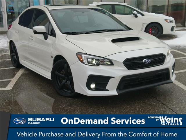 2019 Subaru WRX Sport-tech (Stk: SUB1744) in Innisfil - Image 1 of 17