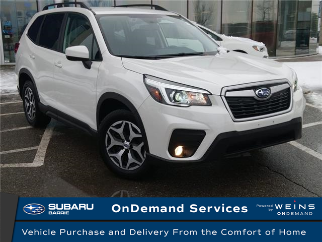 2020 Subaru Forester Convenience (Stk: SUB1748R) in Innisfil - Image 1 of 10
