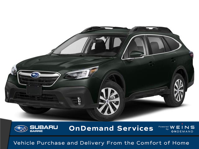 2021 Subaru Outback Touring (Stk: 21SB215) in Innisfil - Image 1 of 9