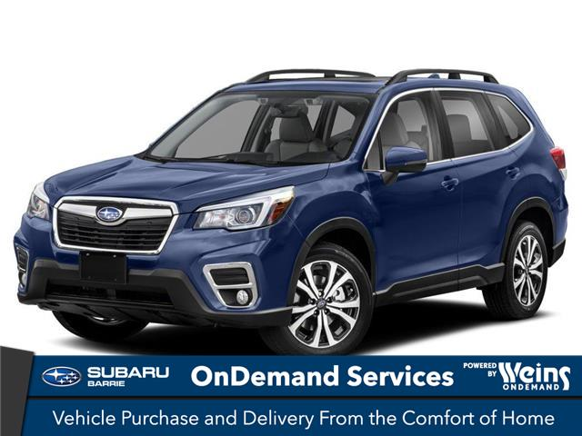 2021 Subaru Forester Limited (Stk: 21SB220) in Innisfil - Image 1 of 9