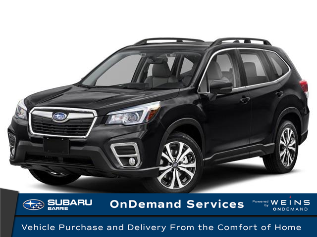 2021 Subaru Forester Limited (Stk: 21SB224) in Innisfil - Image 1 of 9