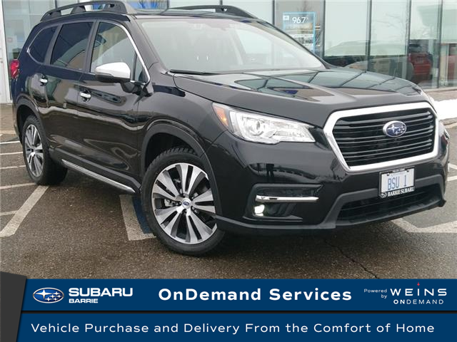 2021 Subaru Ascent Premier w/Black Leather (Stk: 21SB048) in Innisfil - Image 1 of 10