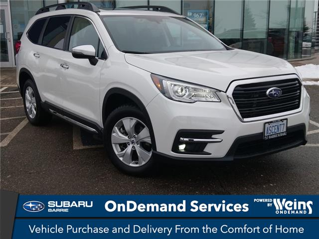 2021 Subaru Ascent Premier w/Black Leather (Stk: 21SB047) in Innisfil - Image 1 of 19