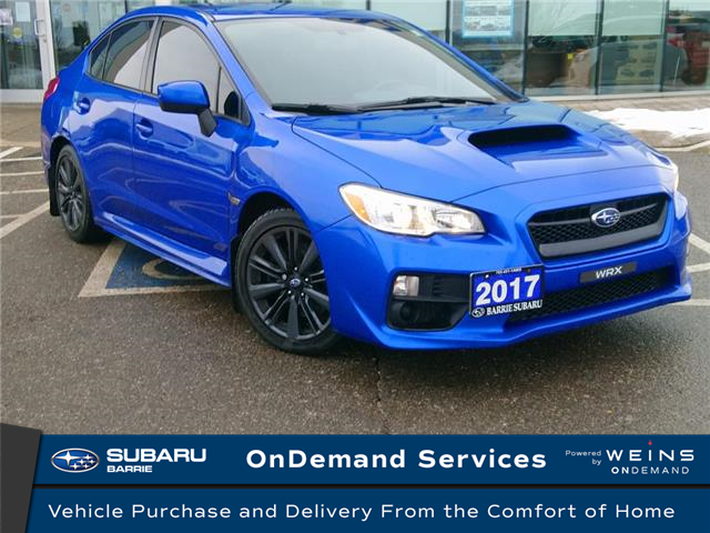 2017 Subaru WRX Base (Stk: SUB1750) in Innisfil - Image 1 of 20