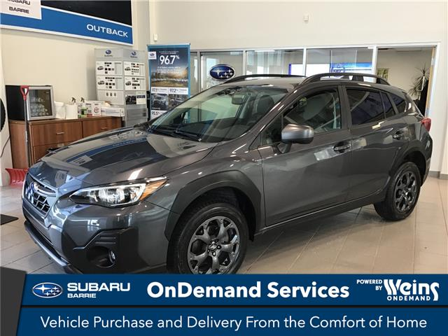 2021 Subaru Crosstrek Outdoor (Stk: 21SB020) in Innisfil - Image 1 of 18