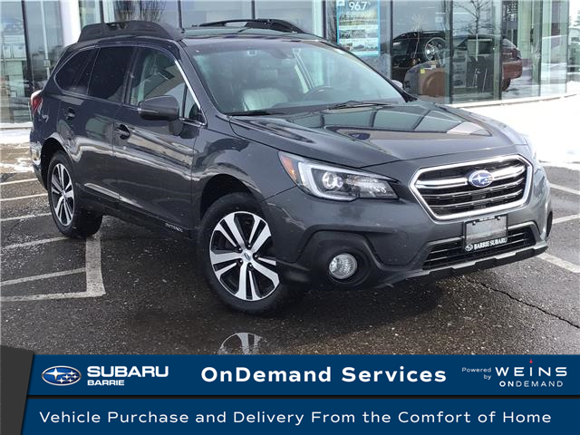 2018 Subaru Outback 2.5i Limited (Stk: 21SB211A) in Innisfil - Image 1 of 22