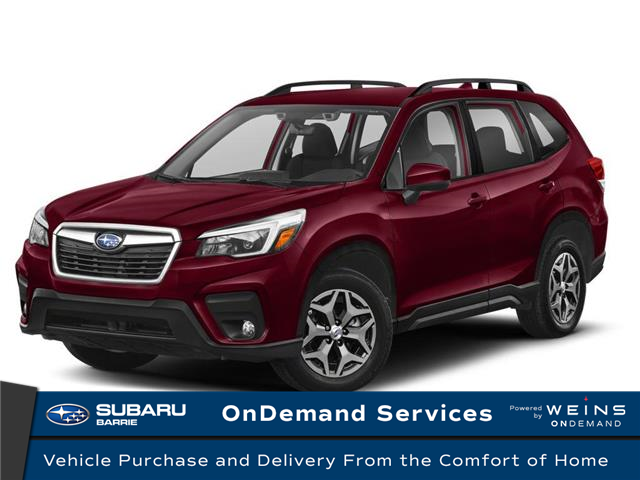 2021 Subaru Forester Convenience (Stk: 201111) in Innisfil - Image 1 of 9