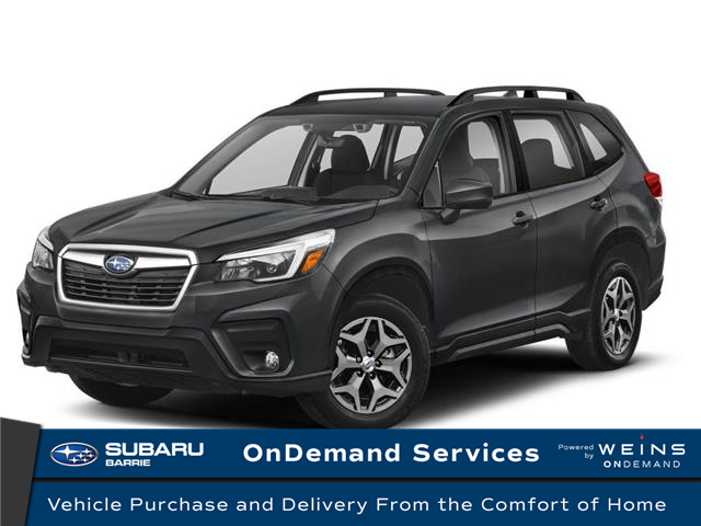 2021 Subaru Forester Convenience (Stk: 201110) in Innisfil - Image 1 of 9