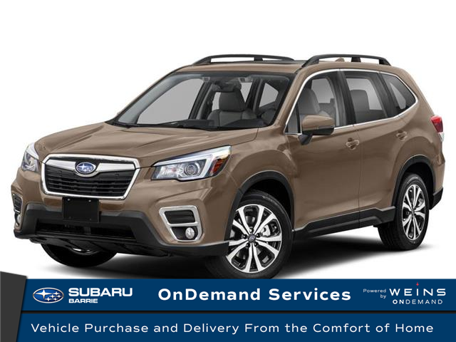 2021 Subaru Forester Limited (Stk: 201115) in Innisfil - Image 1 of 9