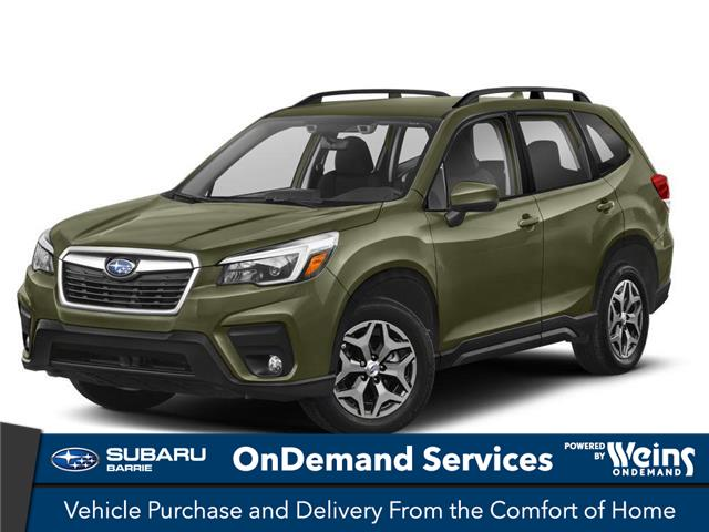 2021 Subaru Forester Touring (Stk: 201081) in Innisfil - Image 1 of 9