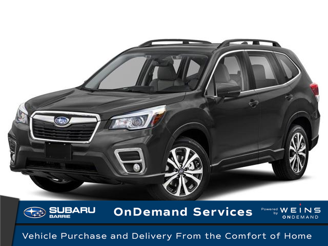 2021 Subaru Forester Limited (Stk: 201133) in Innisfil - Image 1 of 9