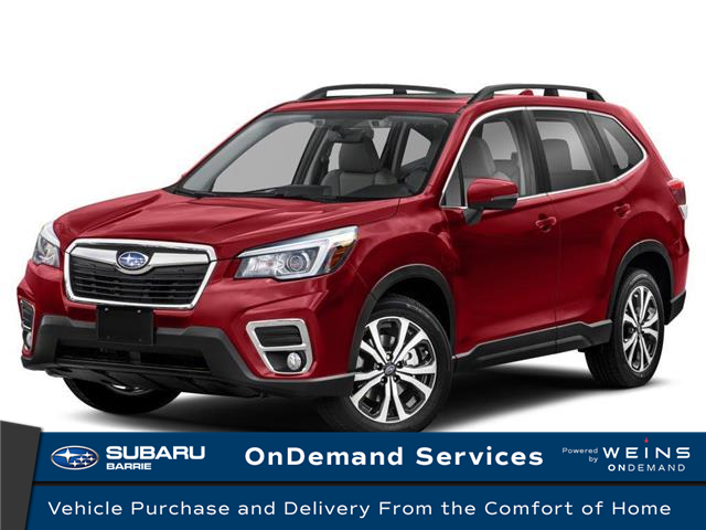 2021 Subaru Forester Limited (Stk: 21SB073) in Innisfil - Image 1 of 9