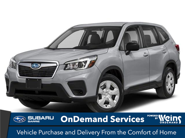2021 Subaru Forester Base (Stk: 21SB083) in Innisfil - Image 1 of 22