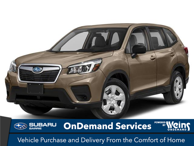 2021 Subaru Forester Convenience (Stk: 21SB165) in Innisfil - Image 1 of 9