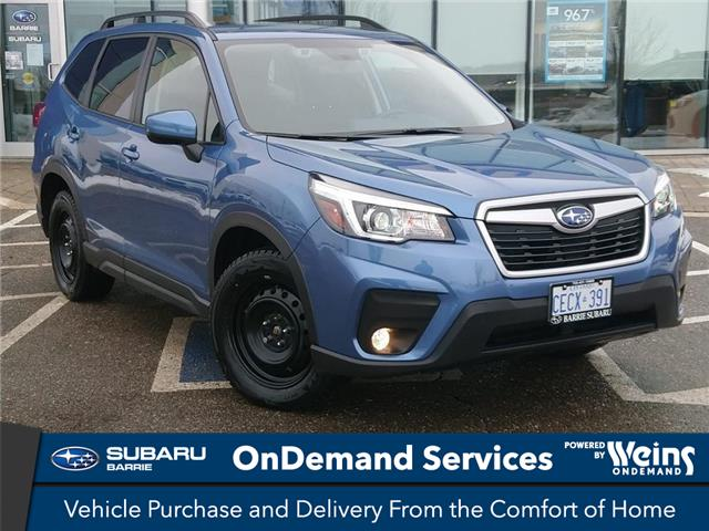 2020 Subaru Forester Convenience (Stk: 20SB585) in Innisfil - Image 1 of 18