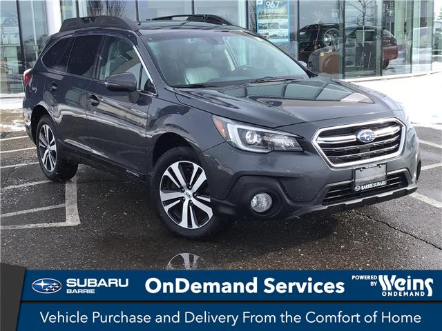2018 Subaru Outback 2.5i Limited (Stk: 21SB211A) in Innisfil - Image 1 of 22
