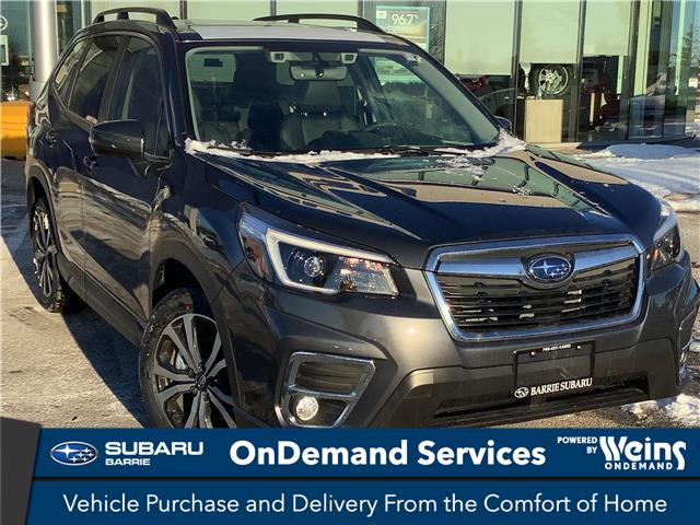 2021 Subaru Forester Limited (Stk: 21SB160) in Innisfil - Image 1 of 27