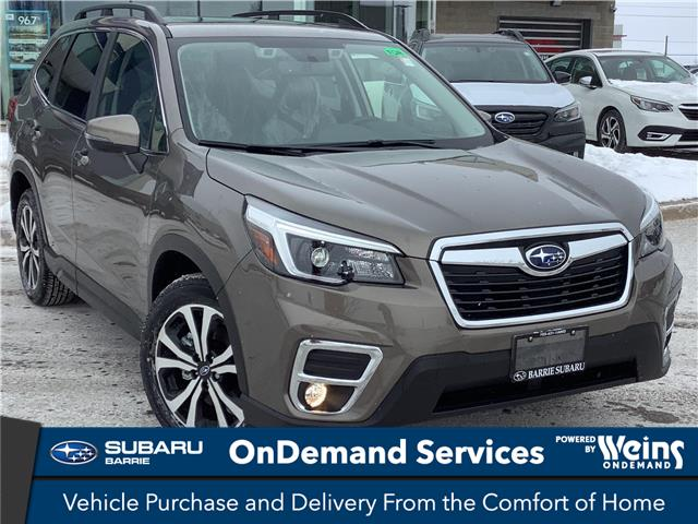 2021 Subaru Forester Limited (Stk: 21SB245) in Innisfil - Image 1 of 27