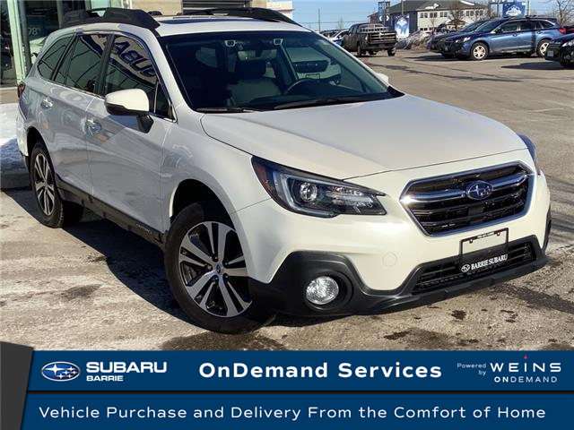 2018 Subaru Outback LIMITED (Stk: 21SB229A) in Innisfil - Image 1 of 21