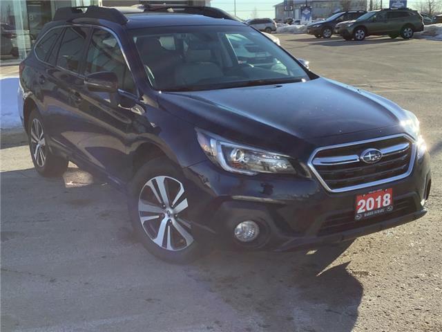 2018 Subaru Outback LIMITED (Stk: SUB1762) in Innisfil - Image 1 of 22