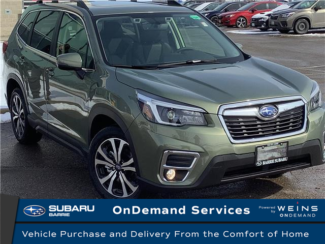 2021 Subaru Forester Limited (Stk: 21SB206) in Innisfil - Image 1 of 19