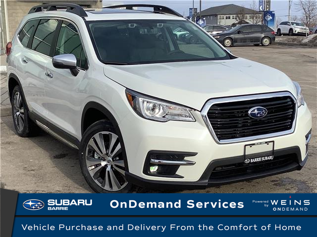 2021 Subaru Ascent Premier w/Black Leather (Stk: 21SB263) in Innisfil - Image 1 of 23