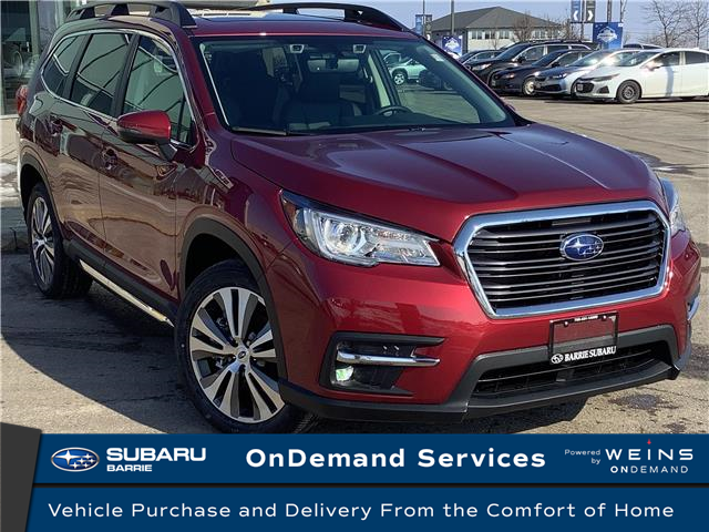 2021 Subaru Ascent Limited (Stk: 21SB218) in Innisfil - Image 1 of 23