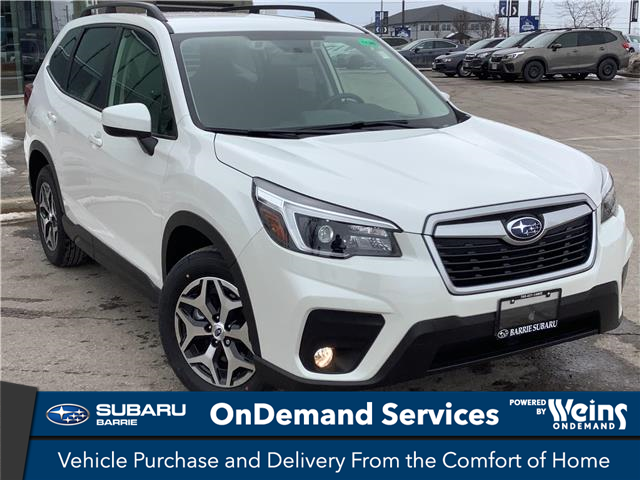 2021 Subaru Forester Convenience (Stk: 201071) in Innisfil - Image 1 of 21