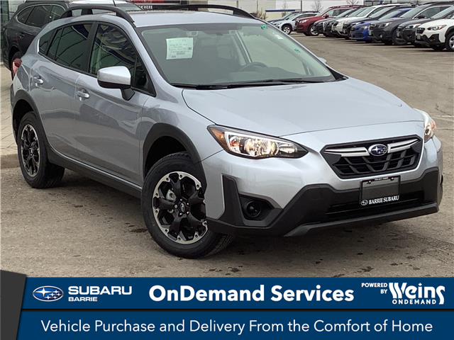 2021 Subaru Crosstrek Convenience (Stk: 21SB040) in Innisfil - Image 1 of 18