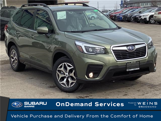 2021 Subaru Forester Convenience (Stk: 201059) in Innisfil - Image 1 of 21