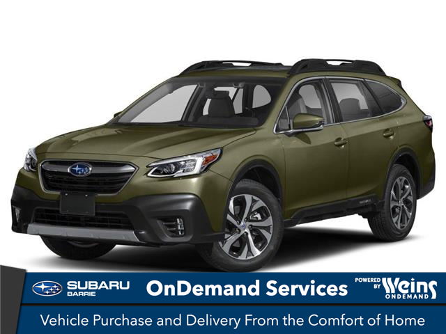 2021 Subaru Outback Limited (Stk: 201091) in Innisfil - Image 1 of 9