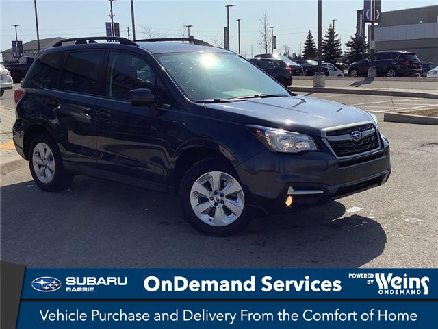 2018 Subaru Forester 2.5i Convenience (Stk: 201082A) in Innisfil - Image 1 of 9