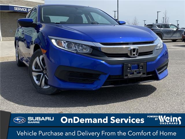 2017 Honda Civic LX (Stk: 201068A) in Innisfil - Image 1 of 9
