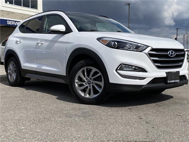 2017 Hyundai Tucson SE (Stk: SUB1762A) in Innisfil - Image 1 of 20