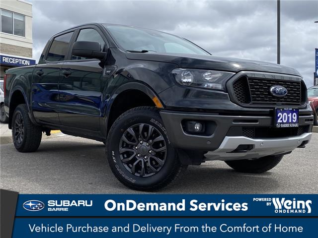 2019 Ford Ranger  (Stk: 21SB159A) in Innisfil - Image 1 of 12