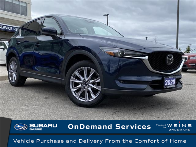 2020 Mazda CX-5 GT (Stk: 20U1042) in Innisfil - Image 1 of 15