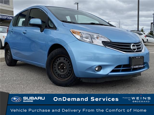 2014 Nissan Versa Note 1.6 SL (Stk: 20U1020) in Innisfil - Image 1 of 13