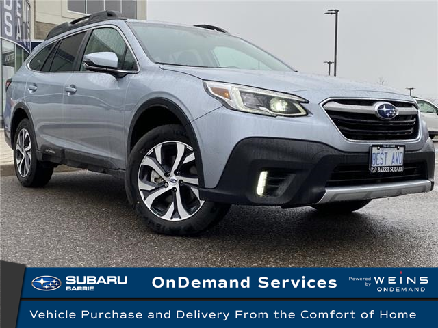 2021 Subaru Outback Limited (Stk: 21SB100) in Innisfil - Image 1 of 14