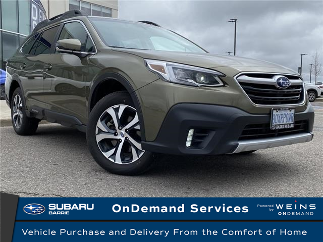 2021 Subaru Outback Limited XT (Stk: 21SB098) in Innisfil - Image 1 of 16